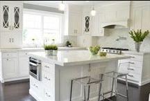 kitchens | pantries / by Liz Carven