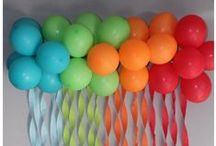 Party Ideas / by Jen Heimbach