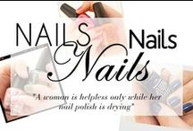 Show Me The: Manicures / A collection of gorgeous manicures from around the web!  / by BEAUTY BAY