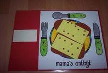 Thema: Moederdag / Knutsels en ideeën voor moederdag. / by Juf Ylse