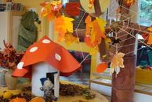 Thema: Herfst / by Juf Ylse