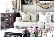 Home Ideas / Eclectic, Earthy, Exotic, Glam / by Caitlin McCarthy