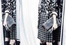 Interesting Tweed Ladies' Wear