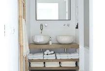 Home: WC, badkamer, waskamer / by Juf Ylse
