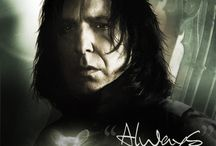 Severus Snape / My favorite character from Harry Potter