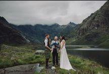 The Scottish Wedding / Dress the part at your Scottish Wedding
