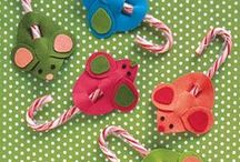 Candy Crafts / Kids love to craft and so do we! This is our collection of cute crafts made from candy!  / by Spangler Candy