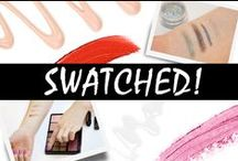 Swatched!  / View swatches of some of our best selling products, plus product demo videos too! / by BEAUTY BAY