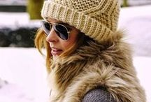 winter / in a winter wonderland