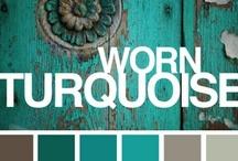 Turquoise Touches