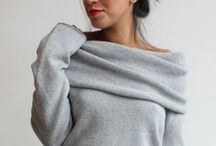 Cozy Sweaters / by Kristina Lacson McConnico