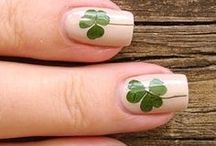 St. Patrick's Day Nails / Take inspiration from St. Patrick's Day & try these gorgeous manicures! / by BEAUTY BAY