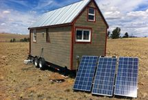 Tiny Houses / by Stacy Marzean