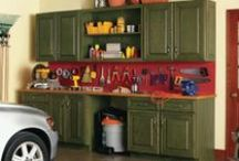 Garage ideas / by Summer LaForge Gardner