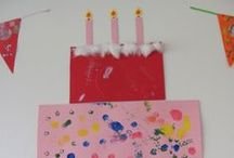 Thema: Feest / by Juf Ylse