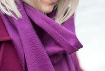 Our Favourite Scarves / Street Style, Scarf, Wool, Cashmere, Scottish