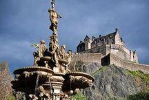 Our Hometown, Edinburgh / Edinburgh, Scotland, Landscape, Tourism, City