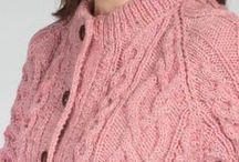 Luxury Aran Knits For Women / Scottish, Aran, Knits, Knitting, Knitwear, Jumpers, Cardigans, Scotweb