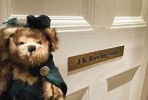 When the bears took the Harry Potter Tour / Our Scotweb teddies take a Harry Potter tour of Edinburgh