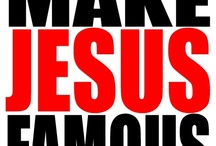 Jesus Christ / by Gailsadventures