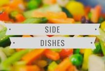 Side dishes / Real food side dish recipes