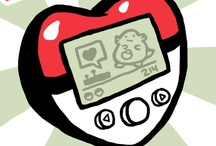 Gotta Pin Them All  / Pokemon: Before Everything Started Going Downhill and Started Sucking / by Rebecca Zamora
