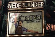 Newsies. / Brooklyn's here! / by Abby Torpy