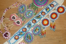 beadwork / Native American/Canadian bead work / by Native Crafts and Jewelery