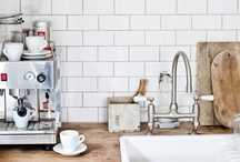 Kitchen & Dining / Layouts and designs I would like to emulate, as well as various storage solutions and other nifty ideas for, what I consider to be, the most important areas of a home.  / by Joy Cunningham