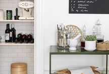 For the Love of Pantries / I love and want an incredible pantry. Fact.  / by Joy Cunningham