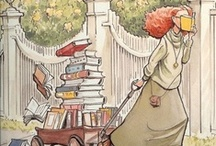 We LOVE Books / we LOVE books, we love reading!