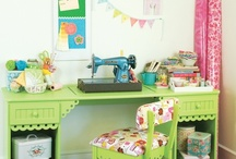 Studio decor / by Colleen Yarnell