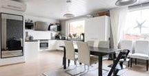 Homie /  Home decor. Scandinavian home.