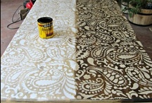 EASY Furniture ReFinishing Tutorials / Here are some EASY Re-Finishing Tutorials to help you turn your salvaged finds into something spectacular and thriftabulous!