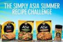 Simply Asia Summer Recipe Challenge