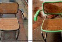 restauración  de mueble y arte