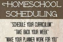 Homeschool {For the Parents} Planning