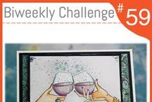 Biweekly Challenges / We have biweekly challenges with awesome prizes!