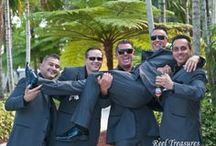 Our Grooms / It's All About the Boys!!