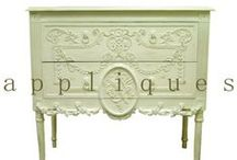 Wood Appliques 4 Furniture