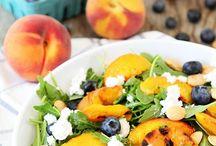 foodie: salad / by Katelyn Shultz