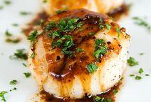 foodie: seafood / by Katelyn Shultz