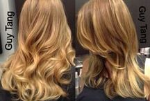Hair color / by Beatrice Yaxley