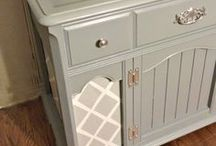 RePurposed Stereo Cabinets