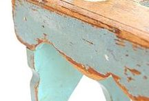 Chippy Painted Furniture