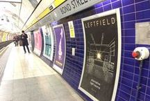Tube Poster Advertising
