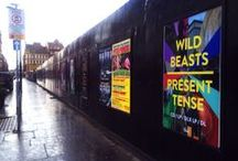 60x40 Street Posters