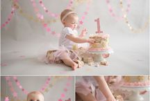 Lindie's 1st Birthday
