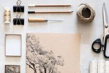 stationery + packaging / by megan soh