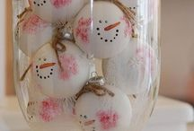 Snowmen & Sweethearts Party / by Brandi Jeter